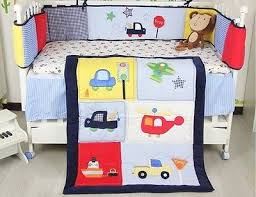 boys christmas bedding